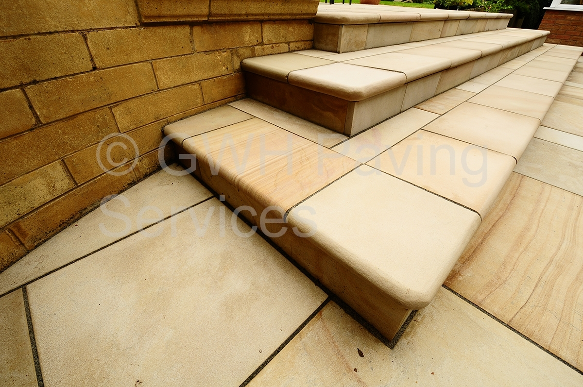 Fairstone Golden Sand Multi steps - award-3