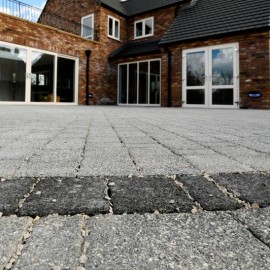 Permeable Paving Driveway